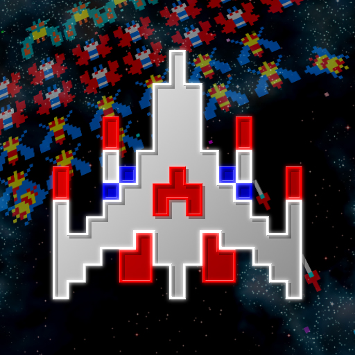 Galaga REMIX app icon